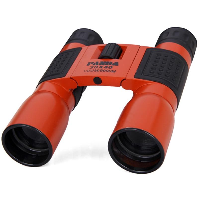 PANDA 30 x 40 Binoculars High Power Spyglass Telescope Tourism Huntting Camping Spotting Scopes
