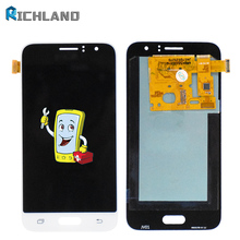 цена на New OLED j120 LCD For SAMSUNG GALAXY J1 2016 J120 J120F SM-J120F LCD Display Touch Screen Digitizer Assembly Replacement+Tools