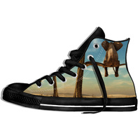 2019 Fashion Cool Brand Elephant Men/Women Animal Forest 3d Print Sneakers New Casual Lightweight Shoes