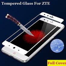 Закаленное стекло GerTong для zte Nubia Z11 Z17 Mini M2 Lite A2 Plus для zte Blade V8, полное покрытие, защитная пленка