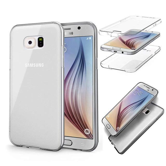 Clear Samsung 6 cases 5c64f6c33fce3