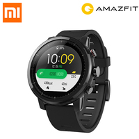 New English Version Huami Amazfit Stratos Smart Sports Watch 2 5ATM Water 1 34 2 5D