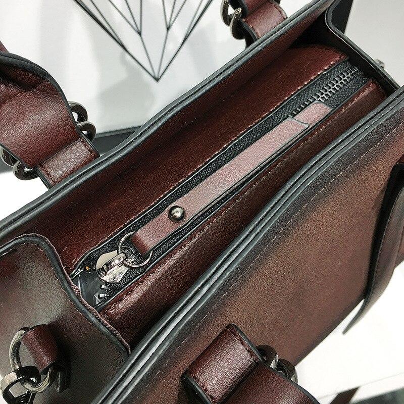 LEFTSIDE винтажные новые сумки для женщин женские брендовые кожаные сумки высокого качества маленькие сумки женские сумки через плечо повседневные