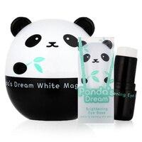 ZANABILI חלום של פנדה לבן קסם קרם + עיני התבהרות התבהרות הלבנת קרם קרם פנים טיפוח פנים בסיס 9 גרם קרם עיניים