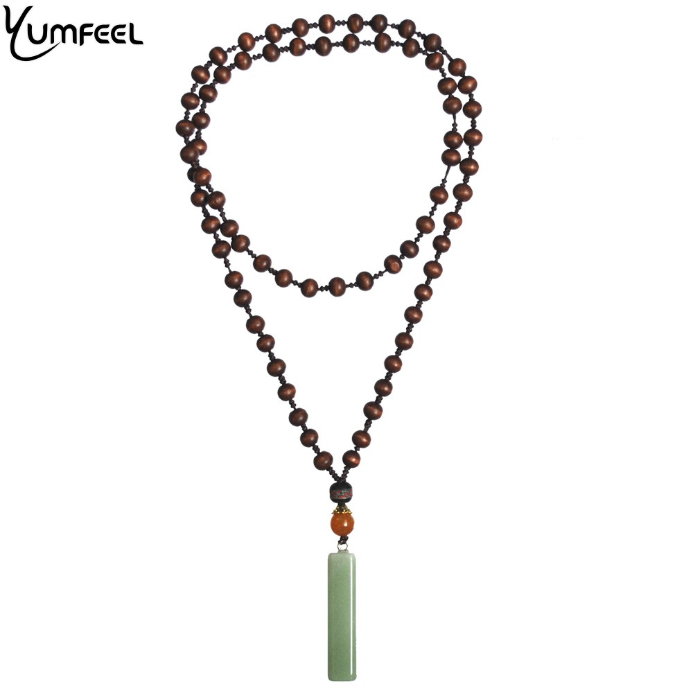 Yumfeel New Fashion Accessories Necklace Jewelry Natural ...