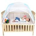 Infants Baby Bed Crib Folding Mosquito Net Portable Baby Bed Crib Mosquito Net Protetor Mosquiteiro Children Para Cama Dossel