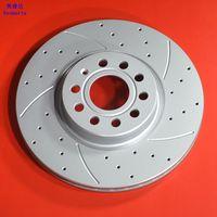 Front brake disc For Bora Polo Tigua Passat MAGOTAN Sagitar golf CC VOL RDA8285 1113