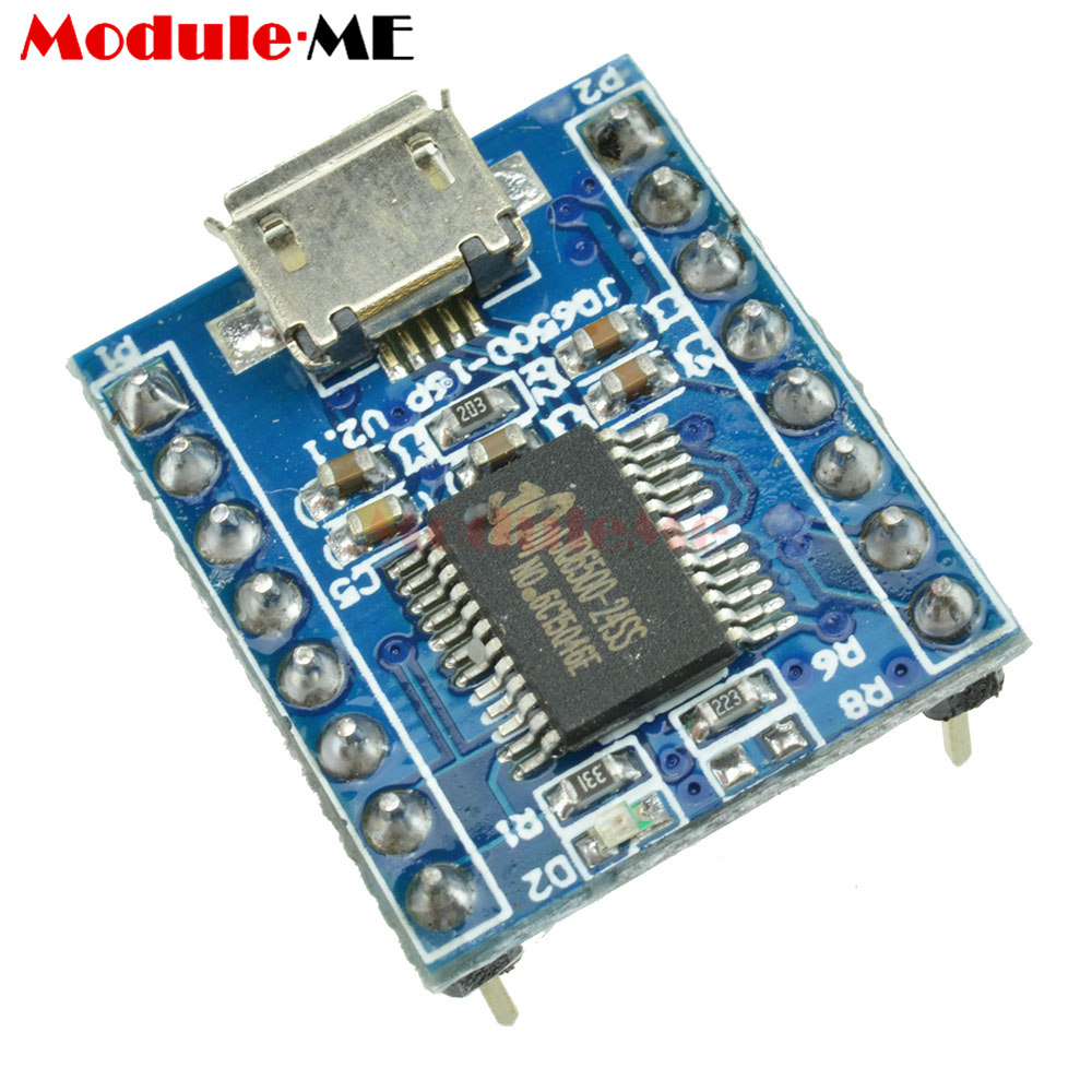 JQ6500 Voice Sound Board Module USB 3.2-5V 20ma DIP16 TTL UART MP3 Breakout Replace One to 5 Way MP3 Voice Standard