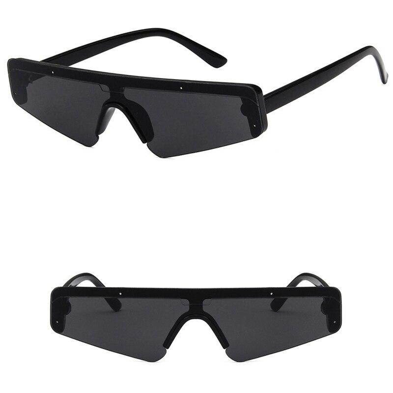 FASHION Square Occhiali da sole oversize uomini le donne marchio di Lusso Designer occhiali da sole