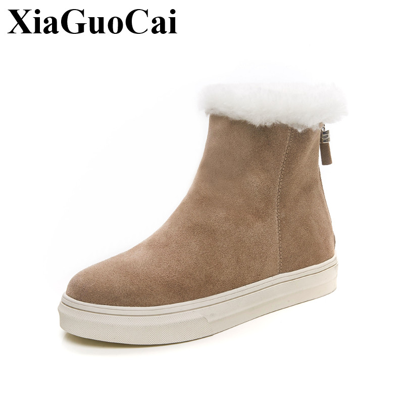 New Arrival Fashion Slip-on Shoes Women Boots Winter Fleeces Warm Casual Shoes Wear-resistant Antiskid Flat Shoes H652 2015 new arrival fashion women winter snow boots warm ladies shoes bowtie slip on soft cute shoes purple color sweet boots