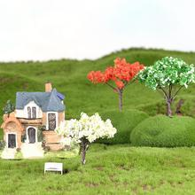 Small Artificial Resin Trees