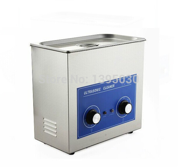 Ultrasonic Cleaner with free cleaning basket for motherboard Jeken PS-30 180W 6.5L& video card cleaning