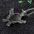 Kalen 2016 Novo Traje Masculino Acessório Aço Inoxidável 316L de Alta Qualidade Gun & Crânio Pingente de Colar Legal Do Punk Motociclista Barato jóias