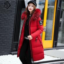 Slim Long Coat Winter