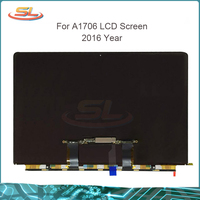 Original Laptop New A1706 LCD Screen Display For MacBook Pro Retina 13 A1706 LCD Screen Panel 2016 Year on sale!