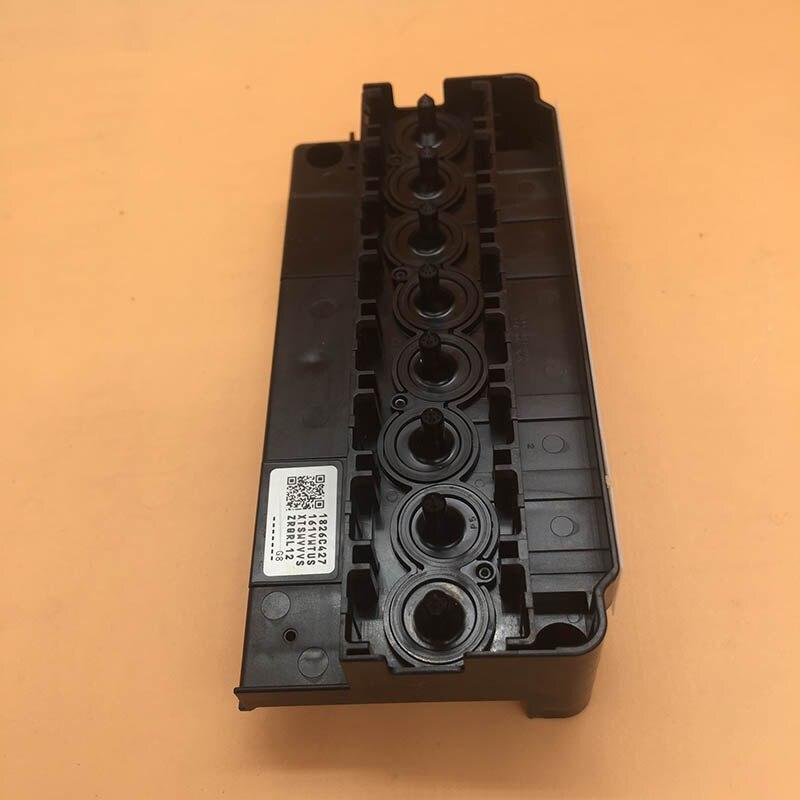 Adaptateur de couverture de tête d'impression DX5 d'origine à base d'eau pour Mimaki Mutoh Allwin F15800 F160010 F187000 DX5 collecteur de couverture de tête d'impression