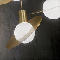 Nordic пост современный светодио дный подвесной светильник ресторан бар магазин одежды кафе модель номер осветительное оборудование простой