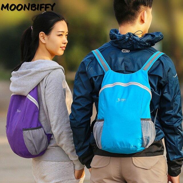Lightweight Nylon Foldable Waterproof Backpack 3