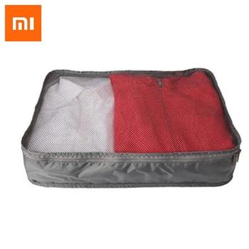 Original Xiaomi 90FUN Portable Storage Bag Folding Waterproof Pouch Travel Compression Clothes Bag family tool xiomi Туалет