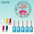 Oulac Gel de Uñas Etiqueta Privada de alta Calidad UV Gel 12 ml Nail Art Stamping