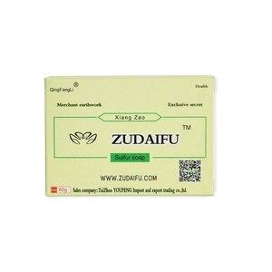 Image 5 - 5/10 pces zudaifu tratamento de sabão de enxofre psoríase eczema pele casca limpador óleo controle anti fungo branqueamento sabonetes remover acne
