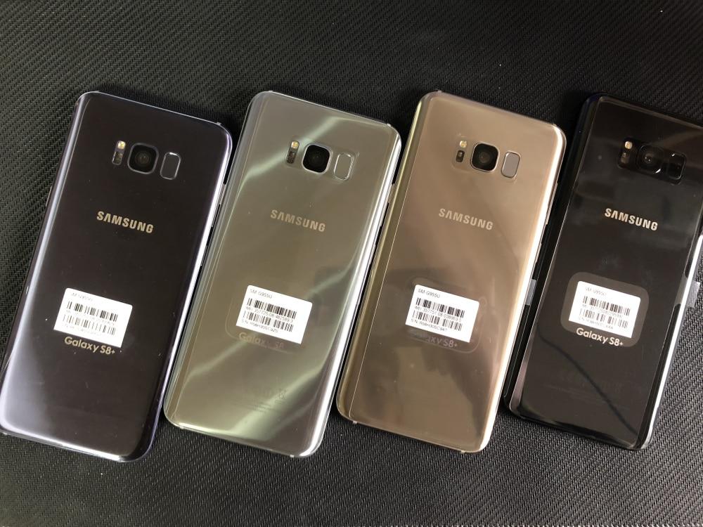Original Samsung Galaxy S8+ S8 plus  6.2'' 12.0MP 4G RAM 64G ROM 4G LTE Octa c 4g+64g(single sim) 21