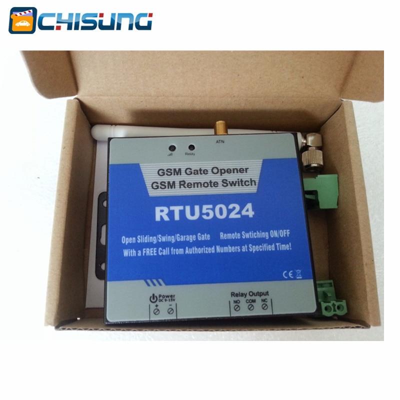 GSM Röle kapısı GSM Uzaktan Anahtarı için rtu5024 kapı - Güvenlik ve Koruma - Fotoğraf 5