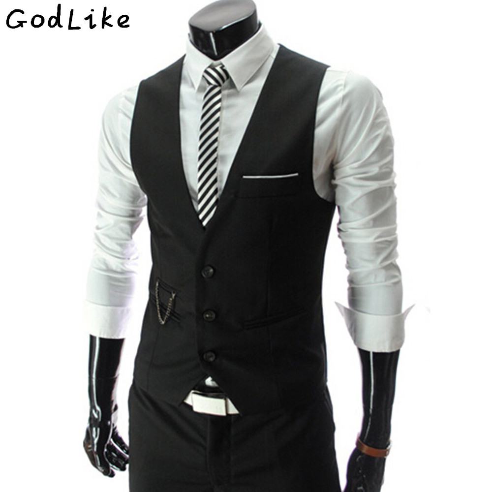 Popular Mens Casual Dress Vest-Buy Cheap Mens Casual Dress Vest ...