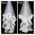 300cm Long ! New Fashion ! Free Shipping ! Hot Sale ! Bridal Veil Wedding Veils BRIDAL ACCESORIES LACE VEIL OV0002