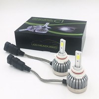 Super Bright C1 Del Dell HB2 9006 Universale Fit Automobile Faro 24V 6000K Car LED Luce