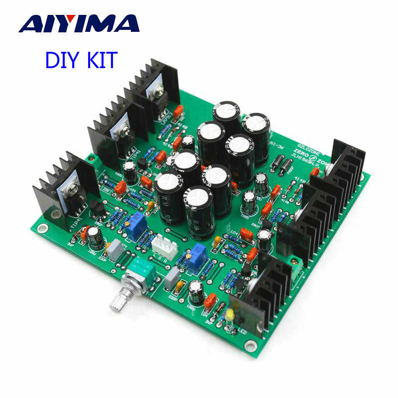 Aiyima JLH HOOD 1969 Class A Headphone Amplifier Small Power Amplifier Pre-amp DIY KITS