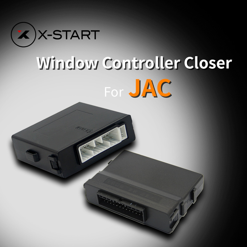 x-start Car Power automatic Roll up window closer opener one touch up down remote gap for jac rein refine s2 s5 авто jac s5 в москве