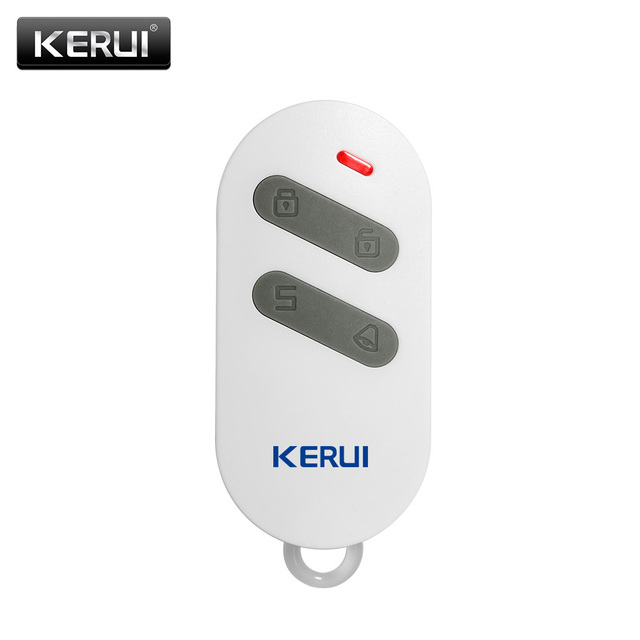 KERUI D2 Wireless Home/House/Shop/Office Door/Window Magnetic Security Alarm with Remote Control Door Sensor Alarm