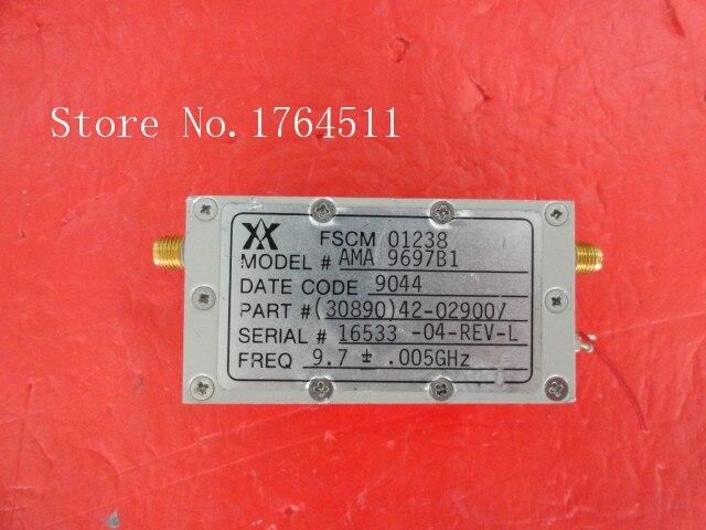 [BELLA] Supply Amplifier AMA9697B1 9.7 + 0.05GHz SMA 15V