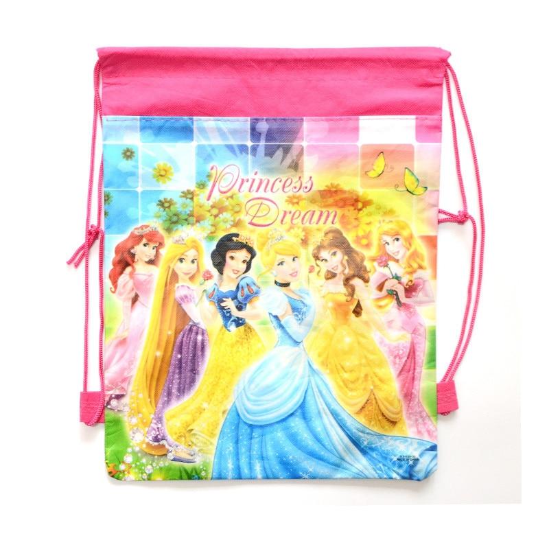 princesa cordão mochila escolar dos Name : School Bag