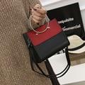 2017 Сумки Для Женщин Мода Серебро Золото Лоскутное Дизайнер сумочку дамы сумка женская Отдых пакет мешки основной
