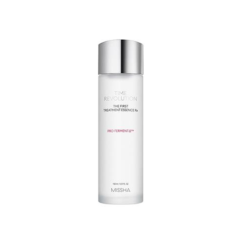MISSHA Time Revolution The First Treatment Essence RX 150ml Facial Serum Moisturizing Essence Whitening Exfoliator Face