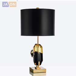 Led e27 Nodic żelazna tkanina kryształowa lampa LED. Światło led. Lampa stołowa. Lampa stołowa. Lampa biurkowa. LED na biurko lampa do sypialni