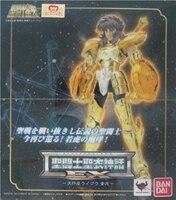 Новая модель игрушки Saint Seiya Ткань Миф золото Ex 2,0 весы Dohko фигурку игрушки Bandai классический для коллектора