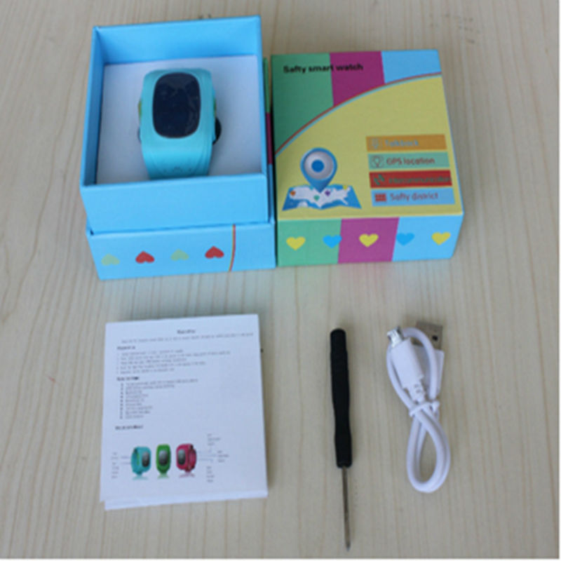 New Products 2017 GPS Tracker Q50 Kids GPS Smart Watch For Children wrist watch gps tracking device for