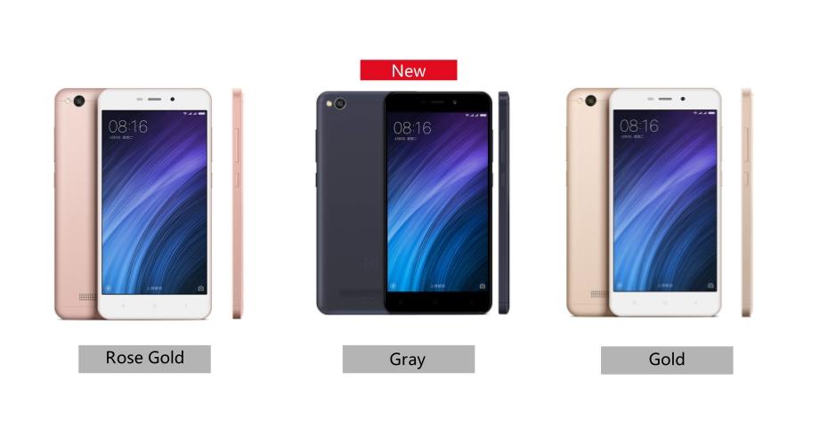 Original Xiaomi Redmi 4A Pro 2G RAM 32G ROM Snapdragon 425 1.4GHz Quad Core FDD LTE 4G