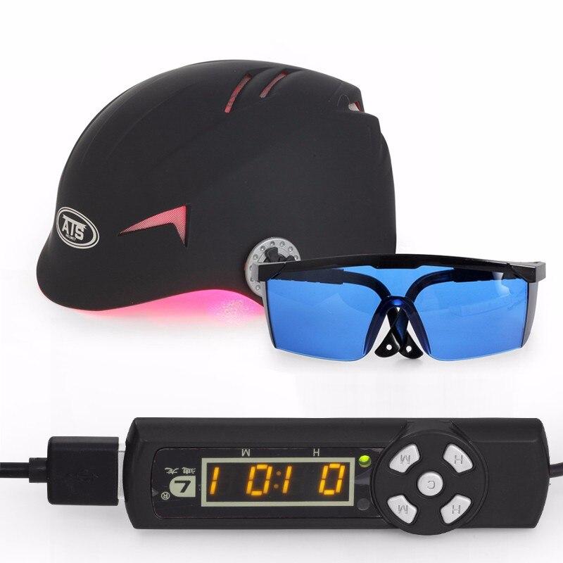 Beauty & Health Lllt 160 Diodes Hair Growth Regrowth Helmet Reduce Hair Loss Hair Treatment Hair Fast Regrowth Helmet Hot