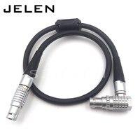50cm RED Line Camera LED Monitor Elbow To Head Straight FGG 1B 16 Pin Plug To