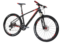 Lapalce 27.5*17 PATHFINDER Carbon complete bicycle with 20 speed X7 Groupset