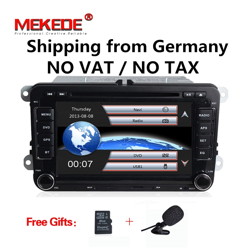 germany warehouse car dvd player radio gps navi for. Black Bedroom Furniture Sets. Home Design Ideas