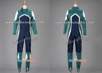 Traje móvil Gundam 00 Cosplay Lockon Stratos uniforme H008