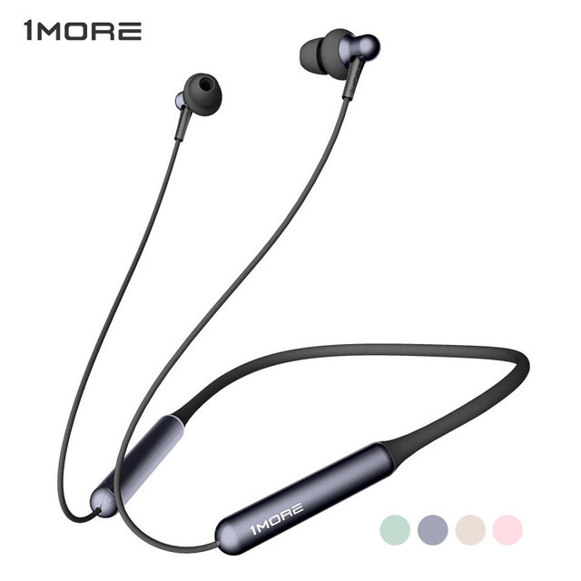 1MORE Stylish Dual-dynamic Driver BT In-Ear Earphones with 4 Stylish Colors, Long Battery, Wireless Bluetooth Earphone E1024BT