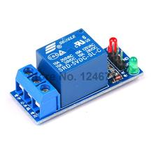 1PCS 5V Relay Module 1 Channel High level for SCM Household Appliance Control FREE SHIPPING For Arduino