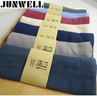 6pcs Lot 30X42cm Heavy Linen Cotton Dishtowel Kitchen Towel Dish Towel Cleaning Cloth Tea Towel Ultra