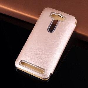Image 5 - غلاف هاتف ذكي مصنوع من الجلد لهاتف آسوس زينفون 2 3 ليزر Zenfone2 Zenfone3 ZE550KL ZE551KL ZC551KL ZE 550 ZC 551 KL